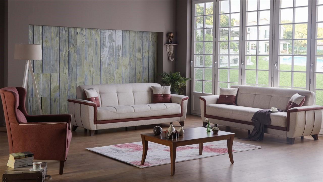 Veston Lux Sofa Set Bellona